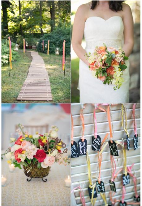 CT Wedding Photographer, Victoria Souza Photography, Wilton, CT, Style Me Pretty Blog Whimsical Outdoor Wedding Photos