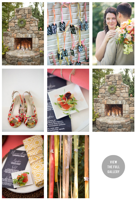 CT Wedding Photographer, Victoria Souza Photography, Wilton, CT, Style Me Pretty Blog Whimsical Outdoor Wedding Photos
