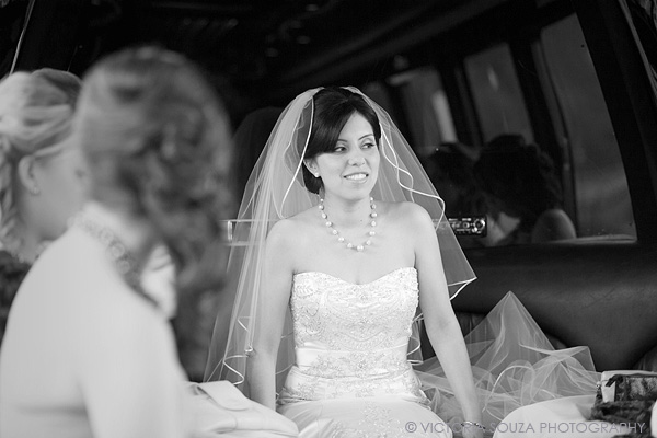 bride in limo, outdoor, vintage, Society Room, Hartford, CT, Wedding Pictures Photos, Victoria Souza Photography, Best CT Wedding Photographer