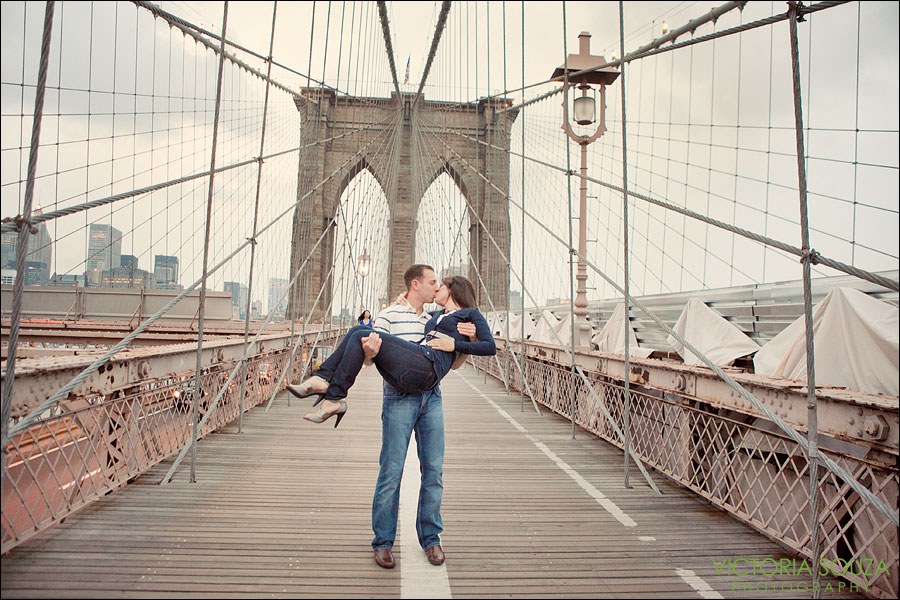 Ct Wedding Photographer Victoria Souza Photography Brooklyn Bridge Ny Manhattan