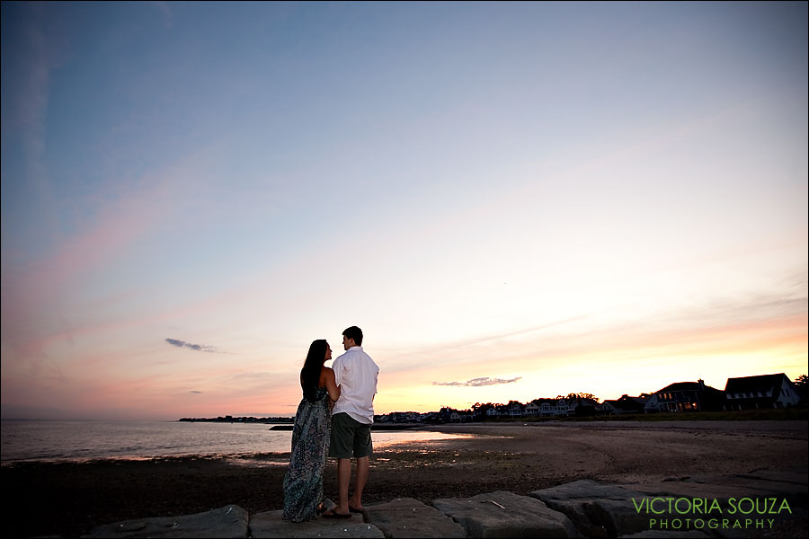 CT Wedding Photographer, Victoria Souza Photography, Penfield Reef Beach, Fairfield, CT Engagement Wedding Portrait Photos