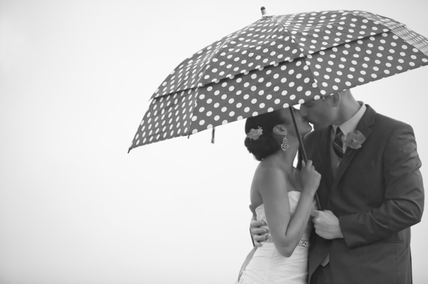 polka dot umbrella, Guilford Yacht Club, Guilford, CT,  Wedding Pictures Photos, Victoria Souza Photography, Best CT Wedding Photographer