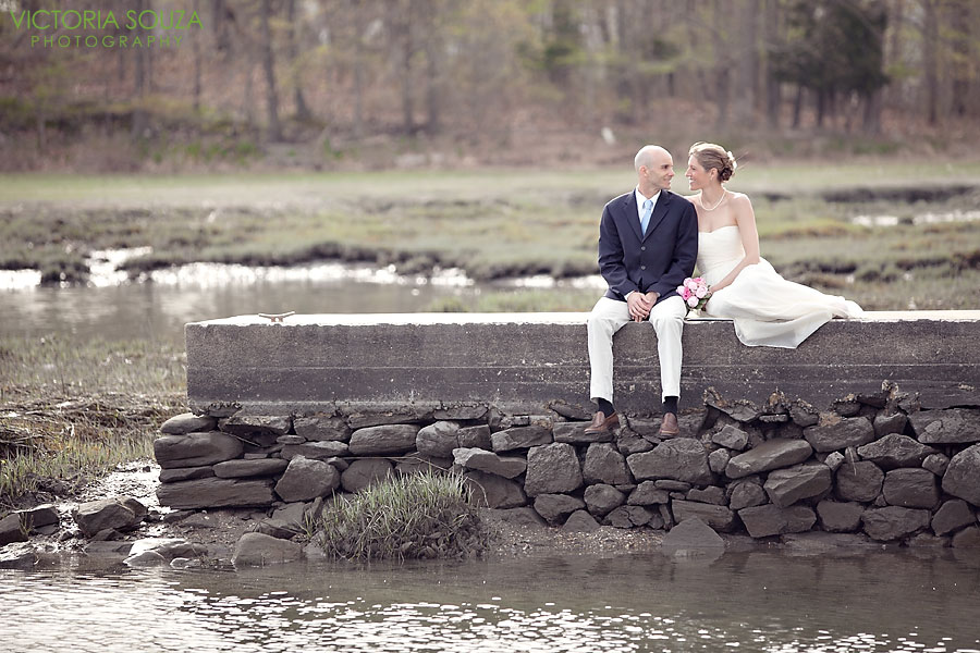 Farm Creek Preserve, Rowayton, Norwalk, CT Wedding Pictures Photos, Victoria Souza Photography, vintage, rustic, DIY, Anthropologie, Best CT Wedding Photographer