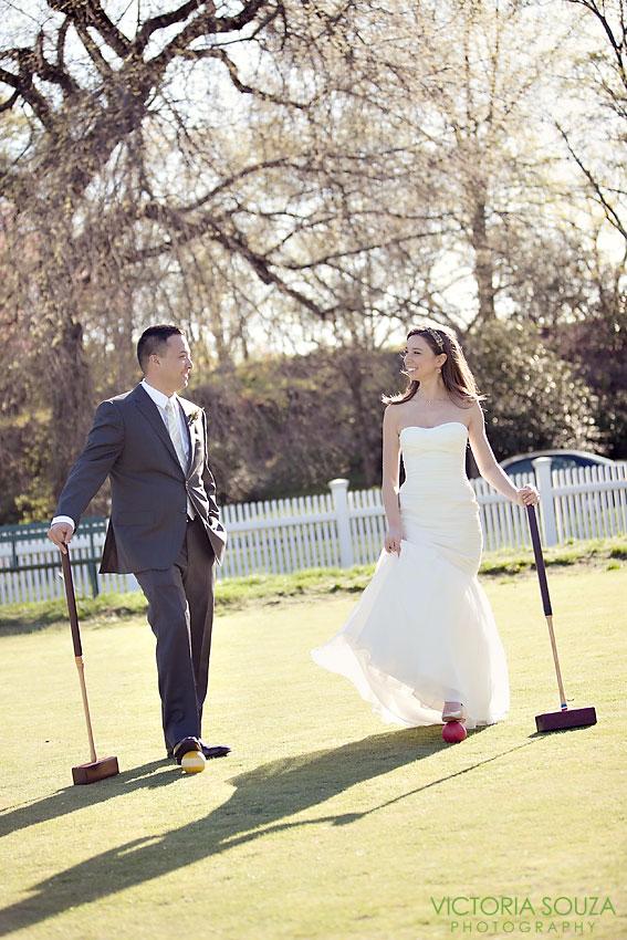 Indian Harbor Yacht Club, Morello, Greenwich, CT Wedding Pictures Photos, Victoria Souza Photography, vintage, croquet, Best CT Wedding Photographer