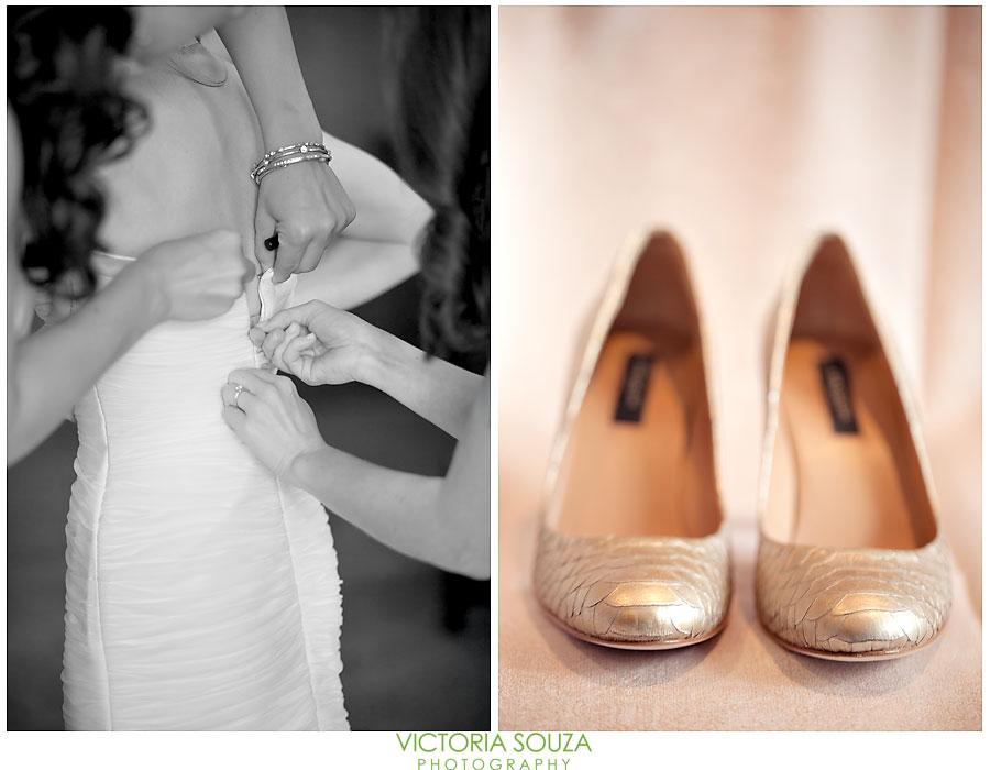 Indian Harbor Yacht Club, Morello, Greenwich, CT Wedding Pictures Photos, Victoria Souza Photography, wedding gown, shoes, Best CT Wedding Photographer