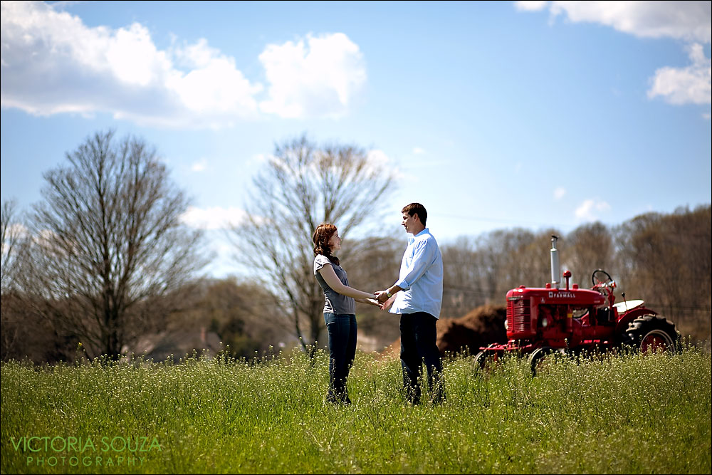 CT Wedding Photographer, Victoria Souza Photography, Carriage Stone Farm, Nortford, CT Wedding Engagement Portrait Photos
