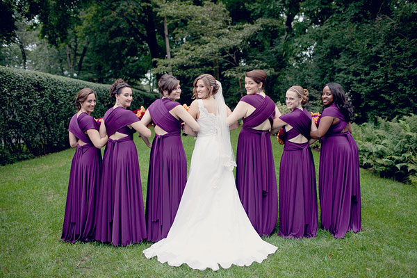 purple bridesmaid dress, christ and holy trinity church, inn at longshore, westport, ct, Wedding Pictures Photos, Victoria Souza Photography, Best CT Wedding Photographer