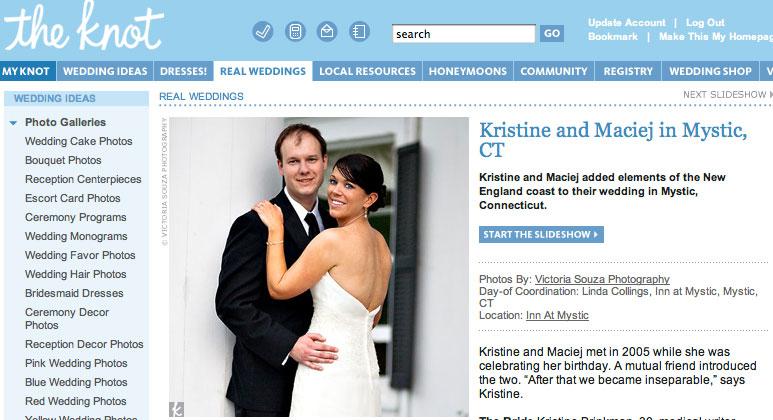 CT Wedding Photographer, Victoria Souza Photography, The KNot Real Wedding, Kristine and Maciej, Inn at Mystic, Mystic, CT Wedding Portrait Photos