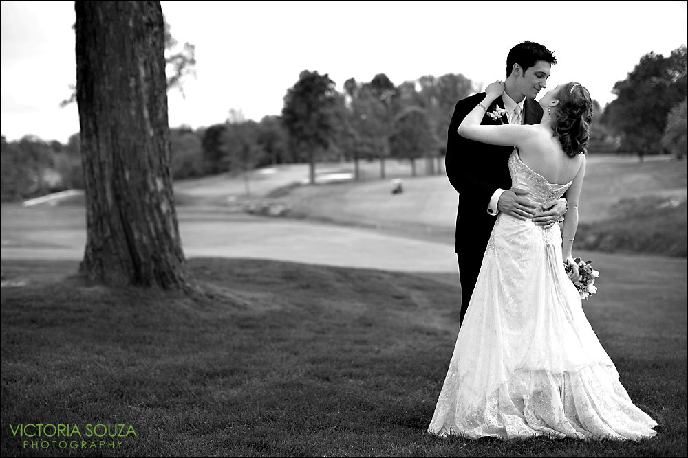 Siwanoy country club wedding