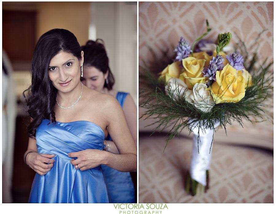 Candlewood Inn, Brookfield, CT Wedding Pictures Photos, Victoria Souza Photography, Blue Bridesdamaid Dress, Best CT Wedding Photographer