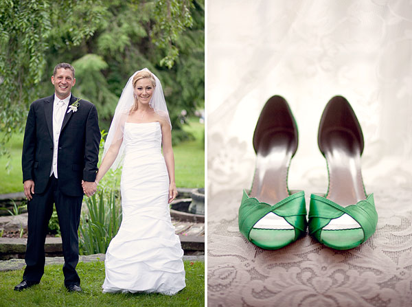 green wedding shoes, Burr Homestead, Fairfield, CT Wedding Pictures Photos, Victoria Souza Photography, Best CT Wedding Photographer
