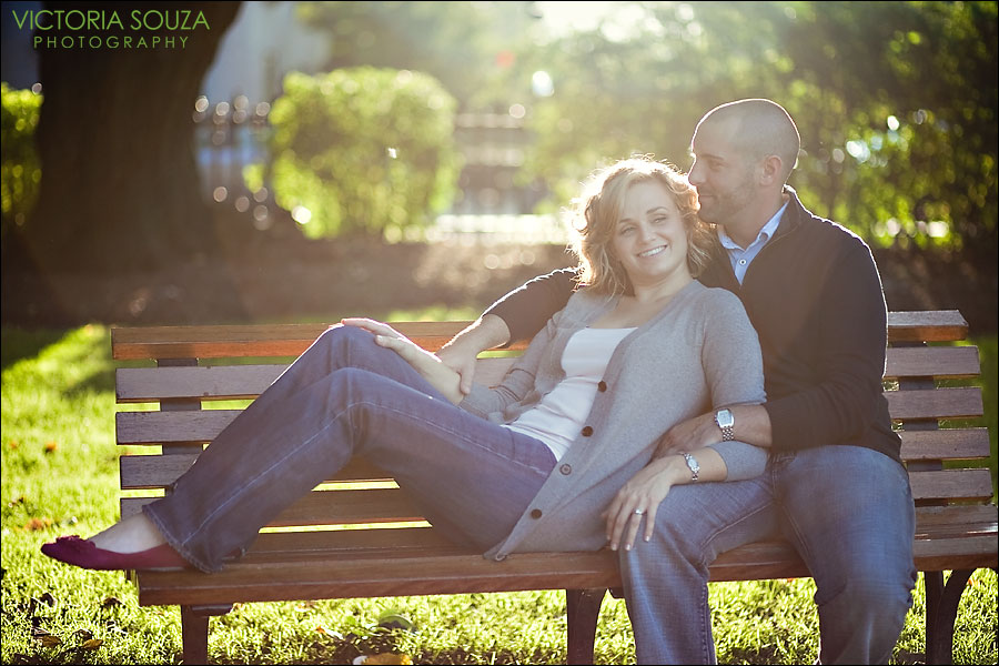CT Wedding Photographer, Victoria Souza Photography, Boston Common, Boston, MA Engagement Wedding Portrait Photos