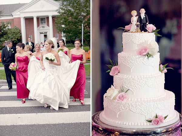 Victoria souza photography blog white wedding cake pink flowers waterview monroe ct wedding pictures photos mightylinksfo
