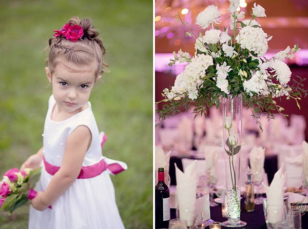 white pink flower girl dress, waterview, monroe, ct, Wedding Pictures Photos, Victoria Souza Photography, Best CT Wedding Photographer